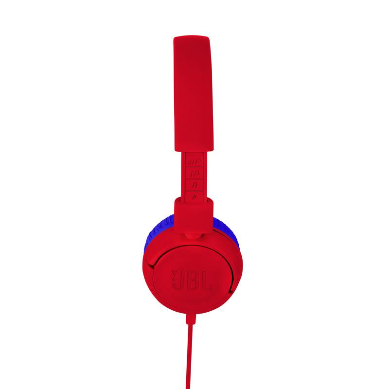 JBL J300 Kids On-Ear Kopfhörer Rot