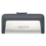SanDisk 256GB Cruzer Ultra Dual Drive USB 3.1 150MB/s