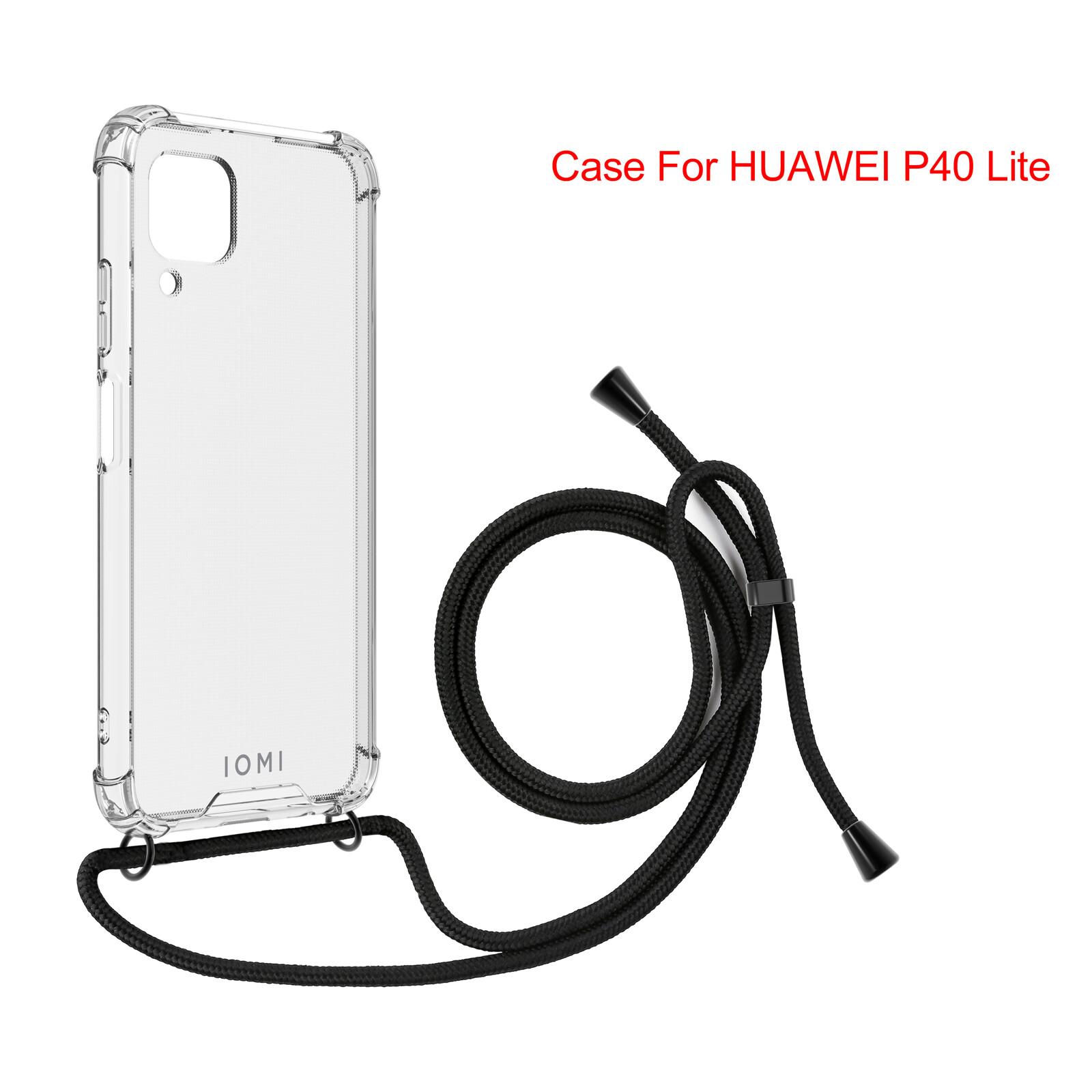 IOMI Back Crossbody Huawei P40 Lite inkl. Lanyards