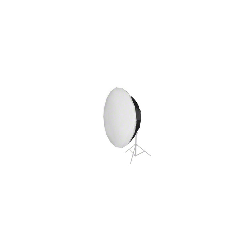 walimex pro 16-Winkel-Softbox Ø180cm Multiblitz P