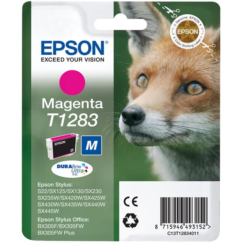 Epson T1283 Tinte Magenta 3,5ml