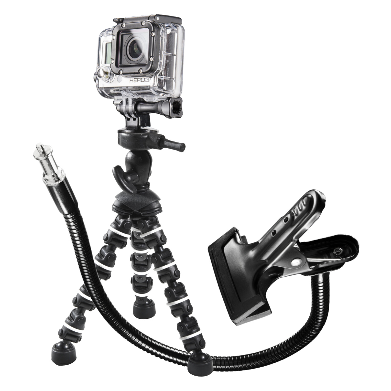 Mantona GoPro Set Multiflex 16,5