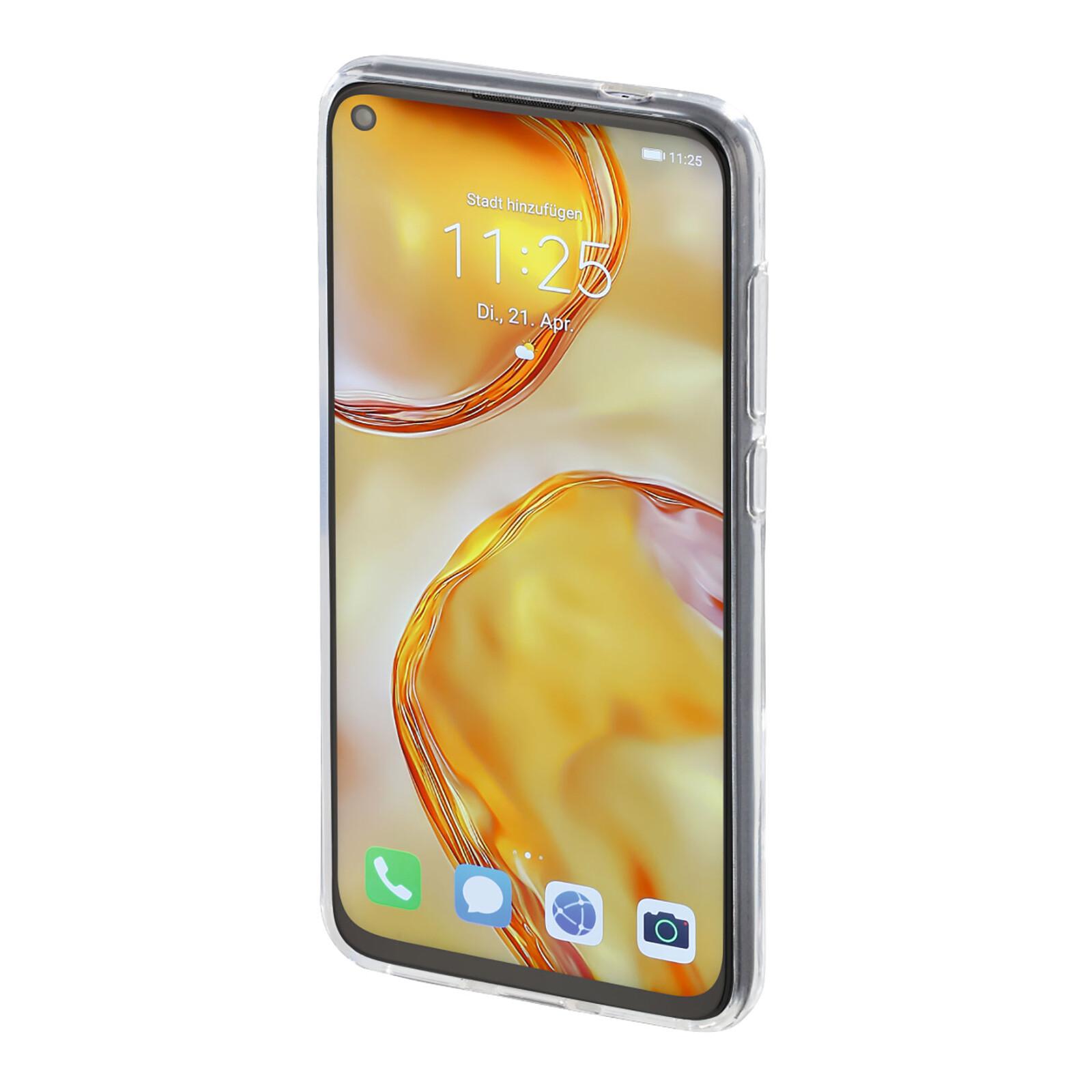 Hama Back Cover Huawei P40 Lite transparent