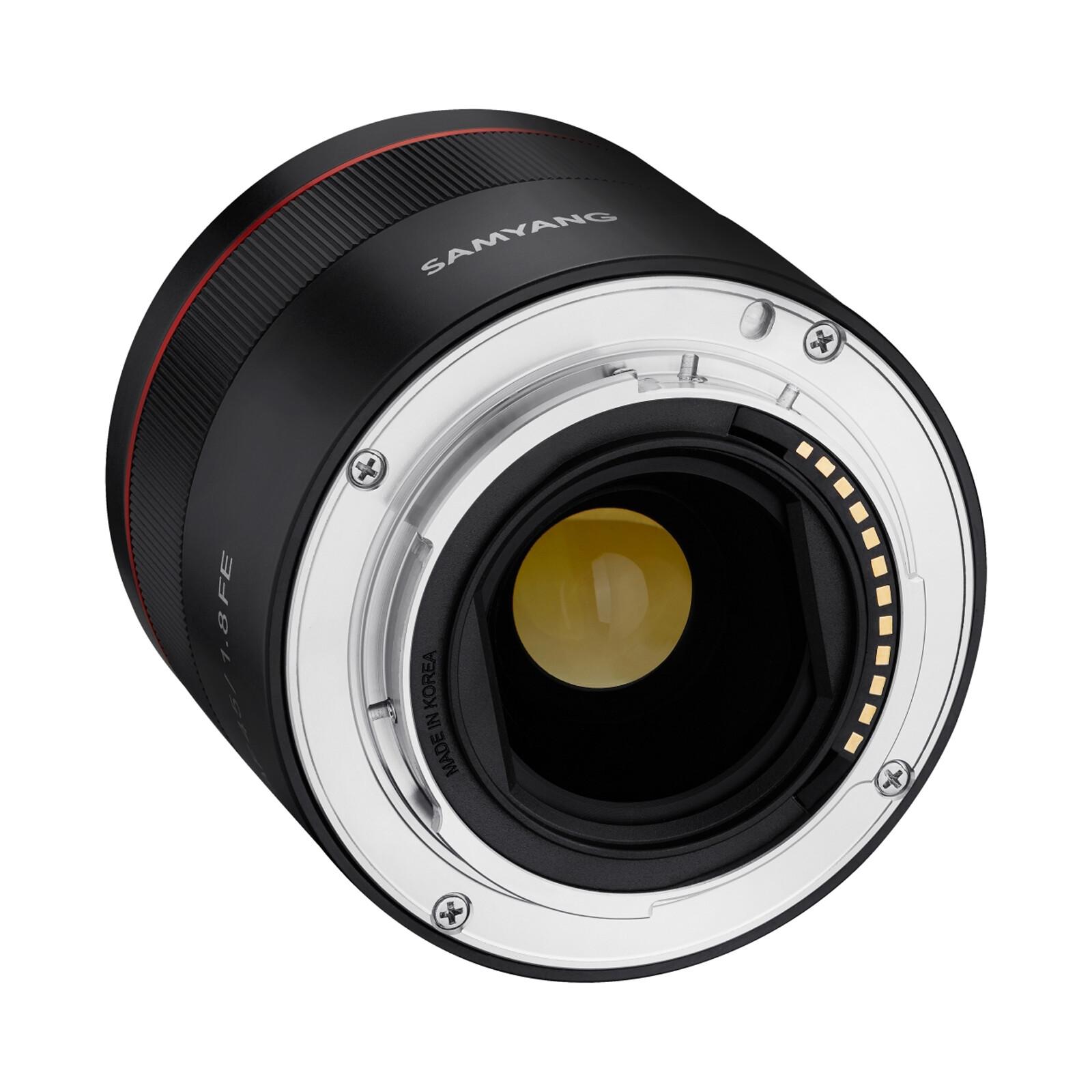 Samyang AF 45/1,8 FE für Sony E - Tiny but Premium