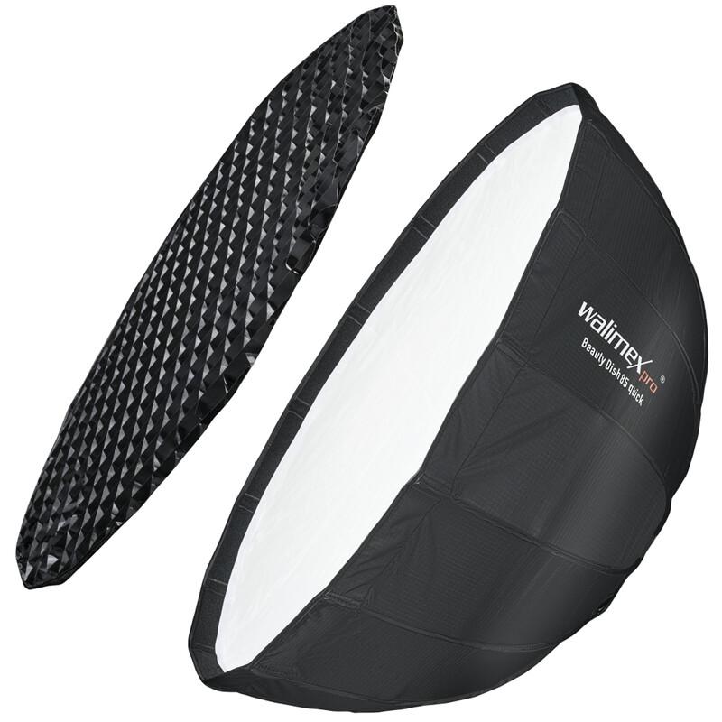 Walimex pro Studio Line Beauty Dish QA85 Multiblitz P