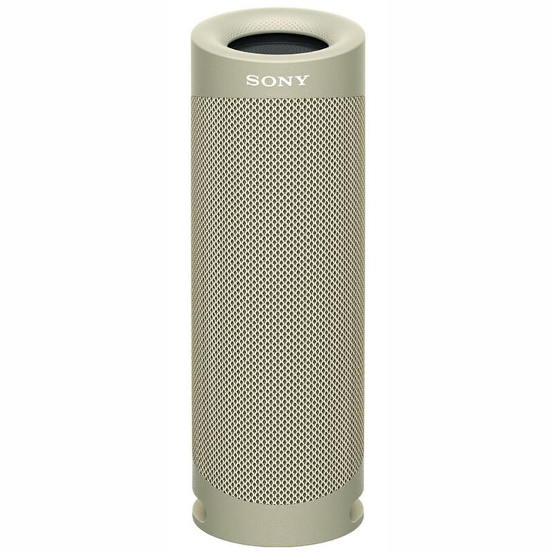 Sony SRS-XB23C Bluetooth Lautsprecher  taupe