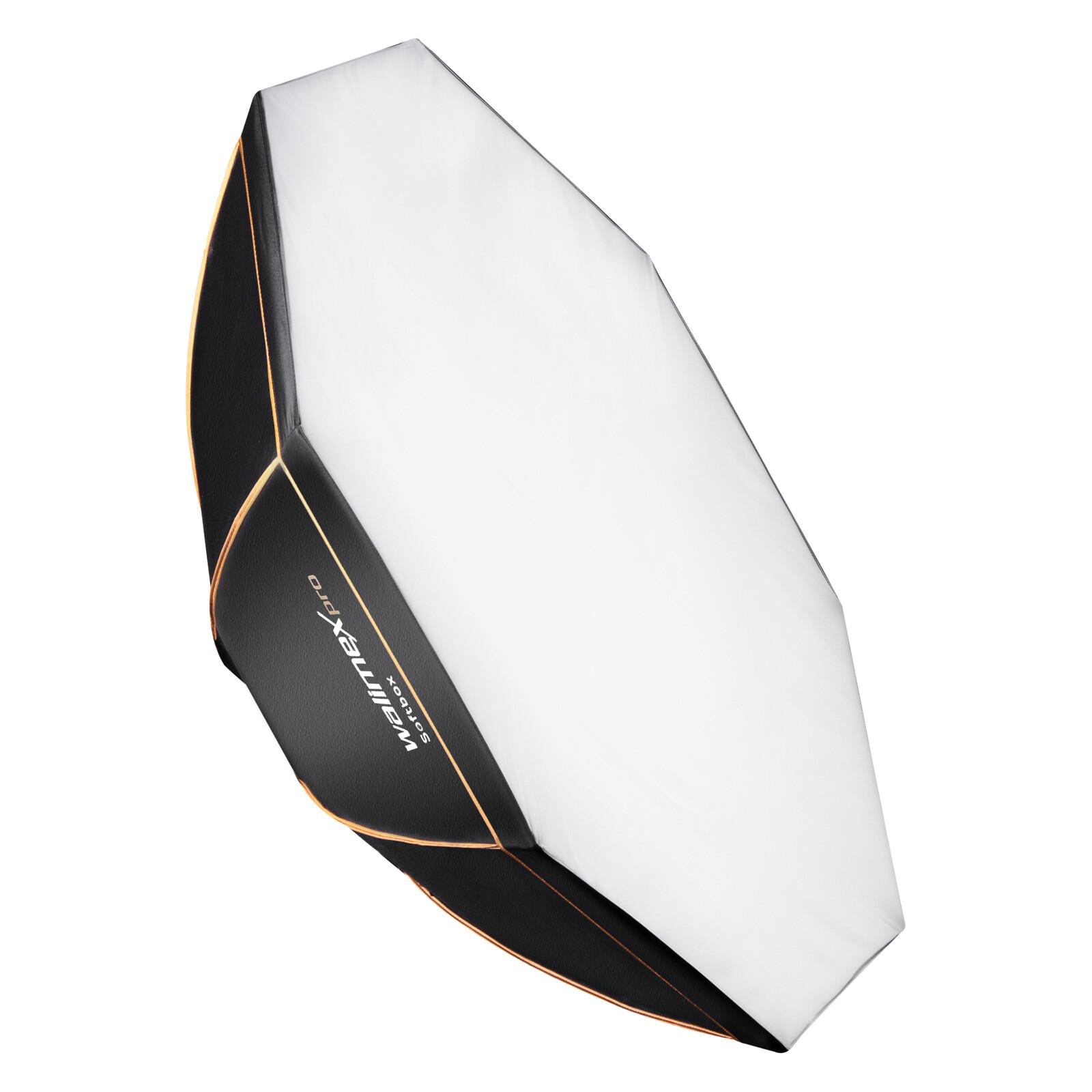 walimex pro Octagon Softbox OL Ø150 Hensel EH