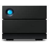 LaCie 2big RAID 16TB DAS, USB 3.1, RAID 0/1
