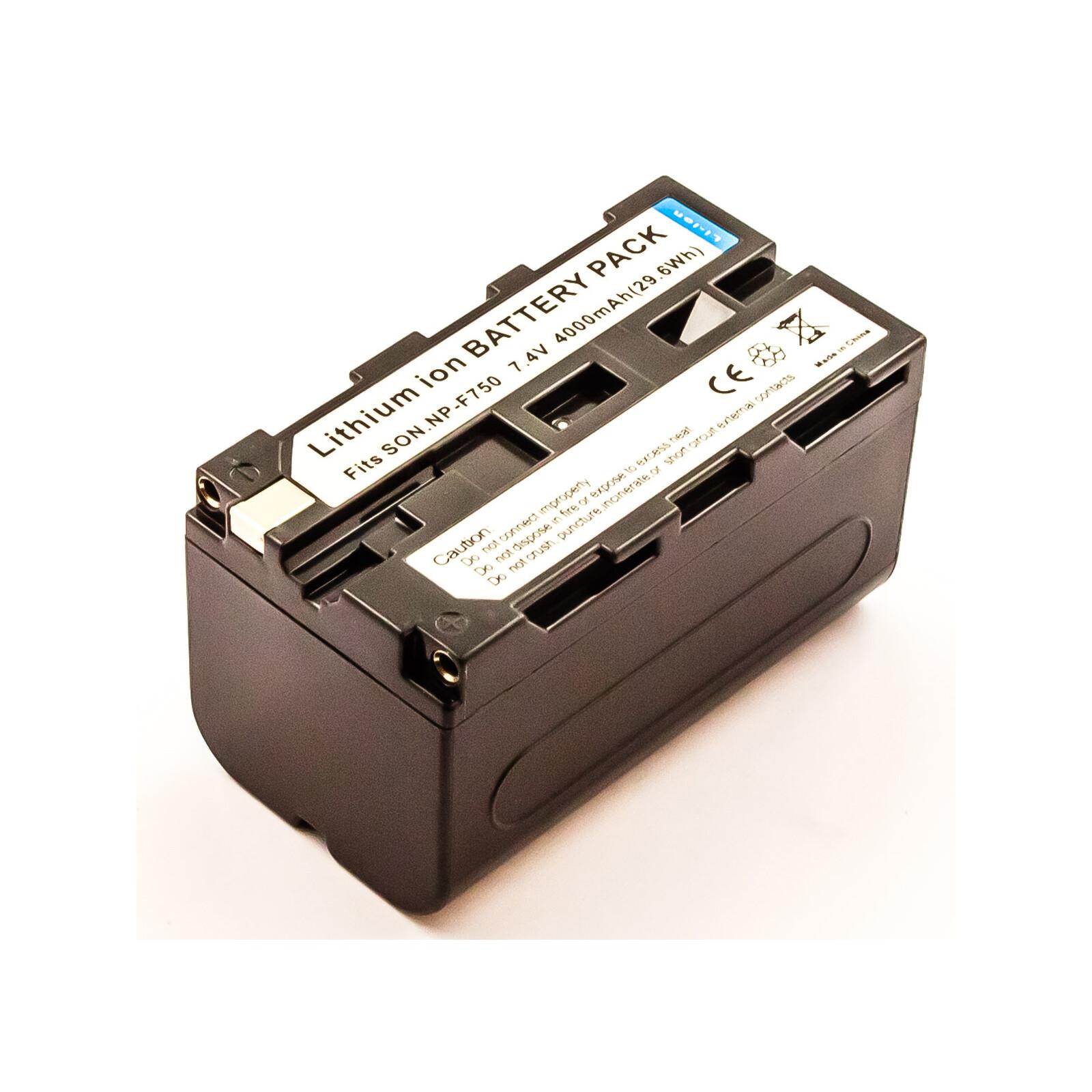 AGI 57045 Akku Sony CCD-SC55E|A500E|NP-F330|NP-F530