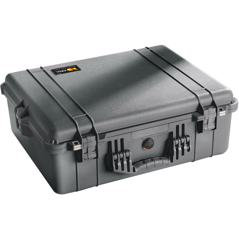 PELI 1600 Case ohne Schaumstoff