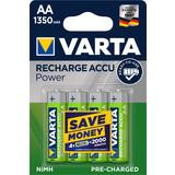 Varta 5674 AA Power 1.350mAh 4er