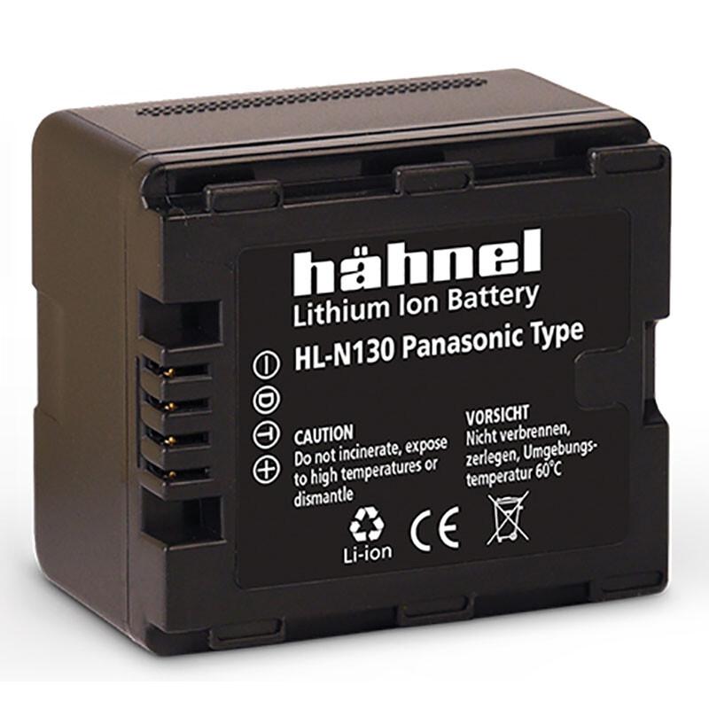 Hähnel Panasonic VW-VBN130 Akku