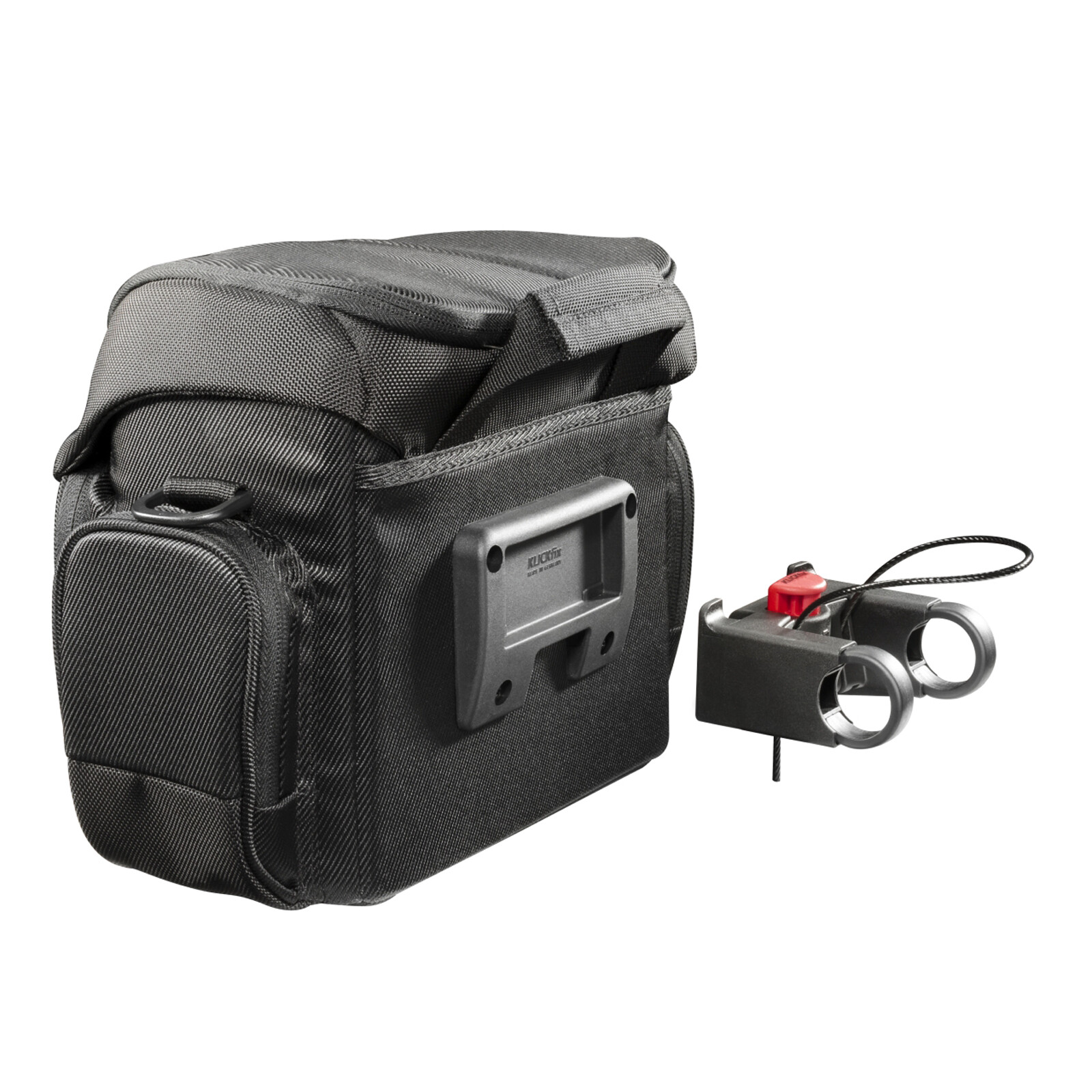 mantona Set Premium Biker Fototasche inkl. Adapter