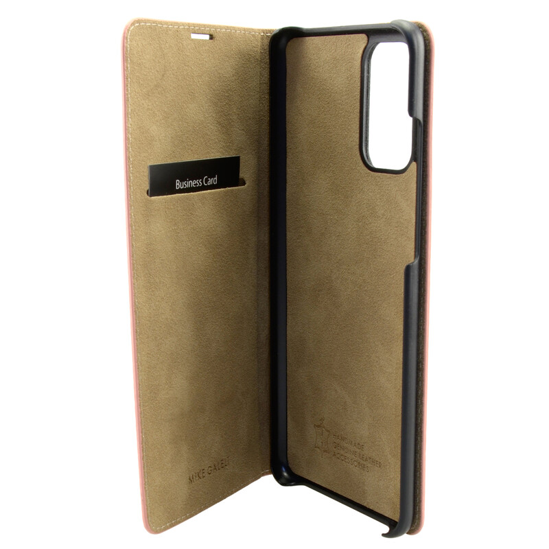 Galeli Booktasche MARC Samsung Galaxy A71 blossom