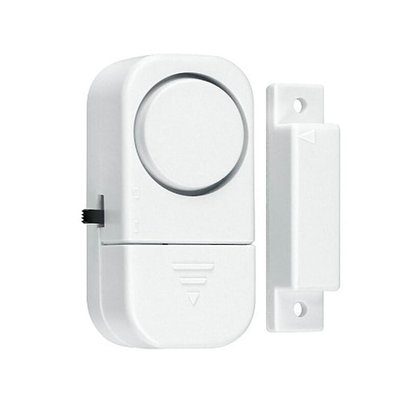 Indexa DG-1 Mini Fensteralarm 4er