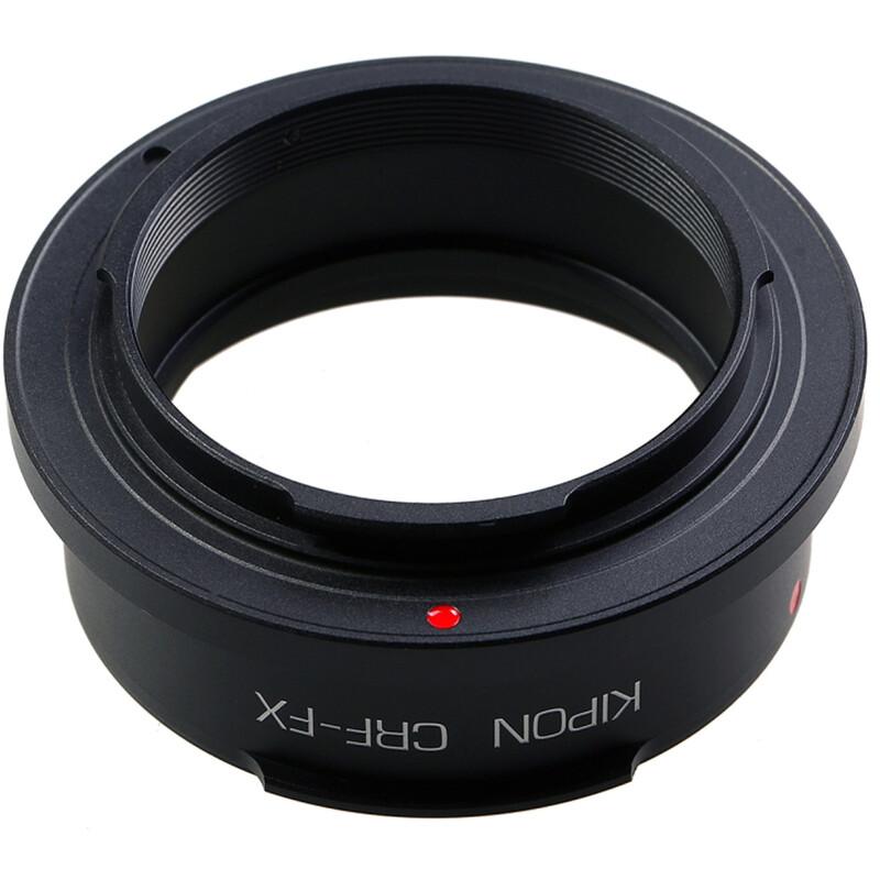 Kipon Adapter für Contax RF auf Fuji X einfache Version