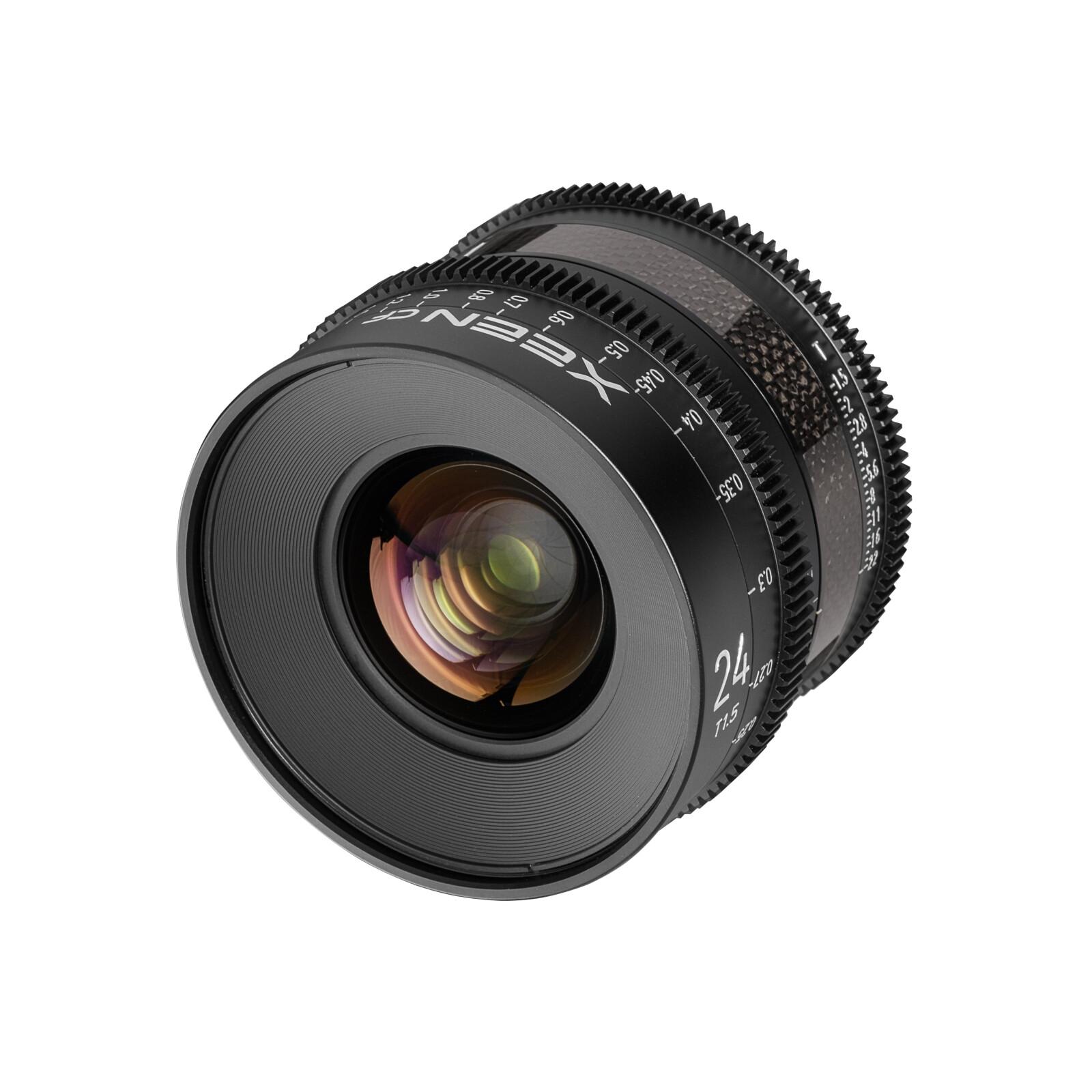 XEEN CF Cinema 24/1,5 Canon EF Vollformat