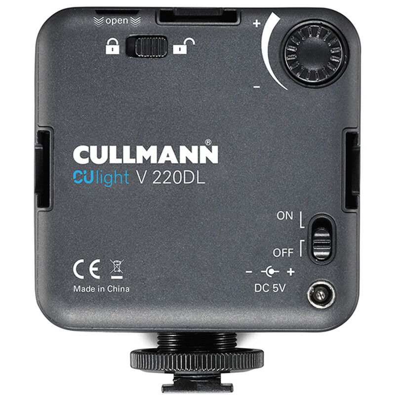 Cullmann Culight V220DL LED Leuchte