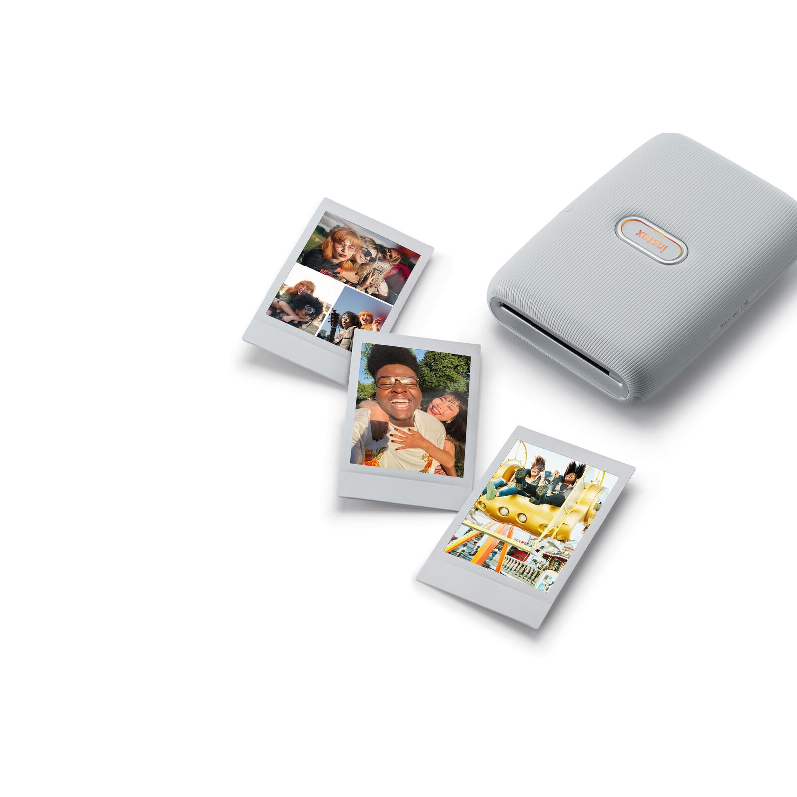 Fujifilm Instax Link Ash White EX D