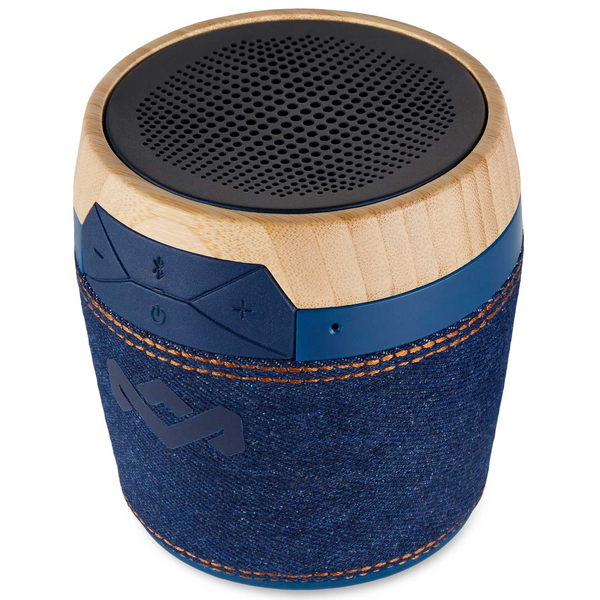 Marley Chant Mini Speaker Bluetooth Denim