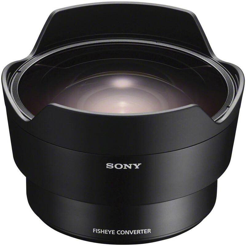 Sony SEL 057 FEC Fisheye