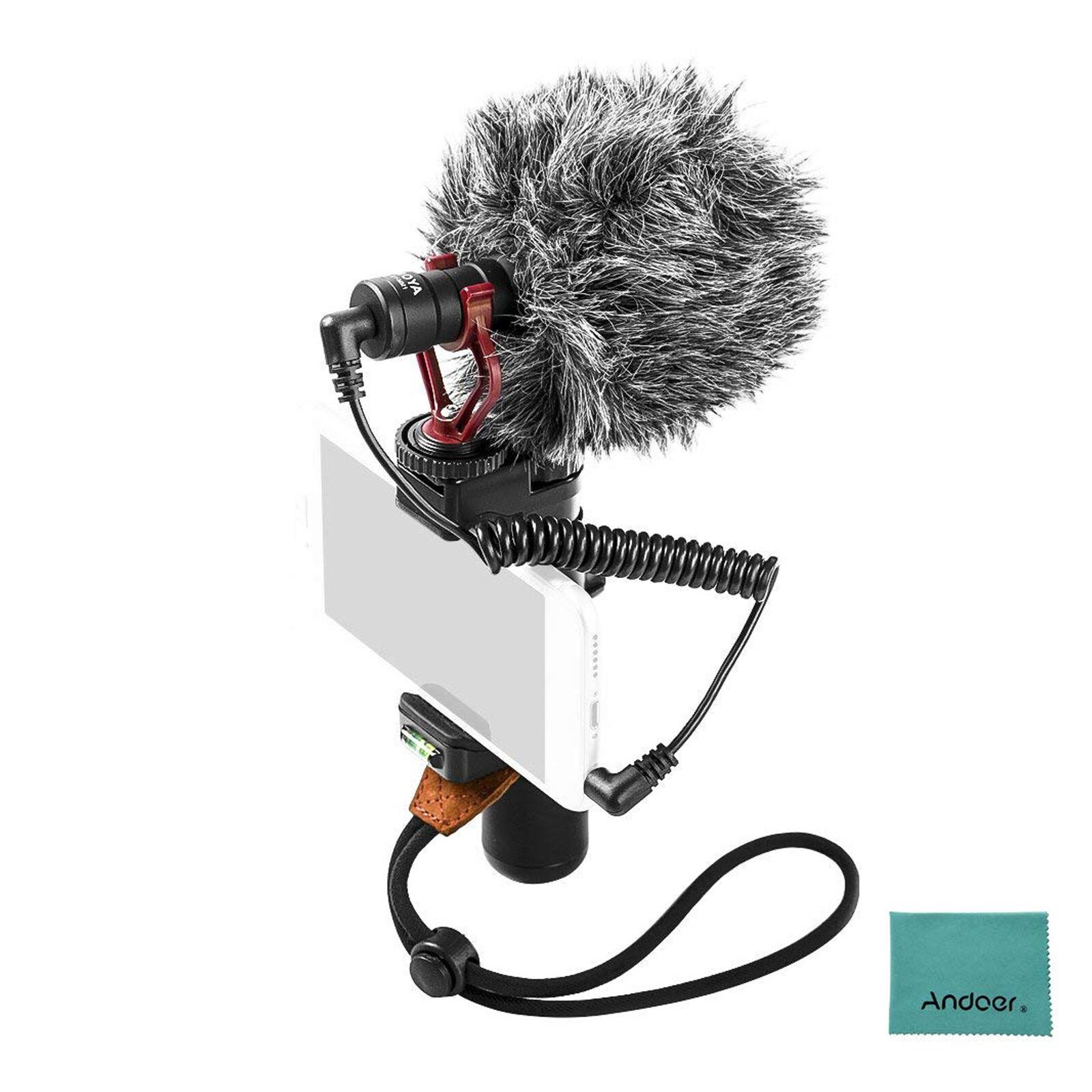 BOYA BY-MM1 Universal Kompakt Mikrofon