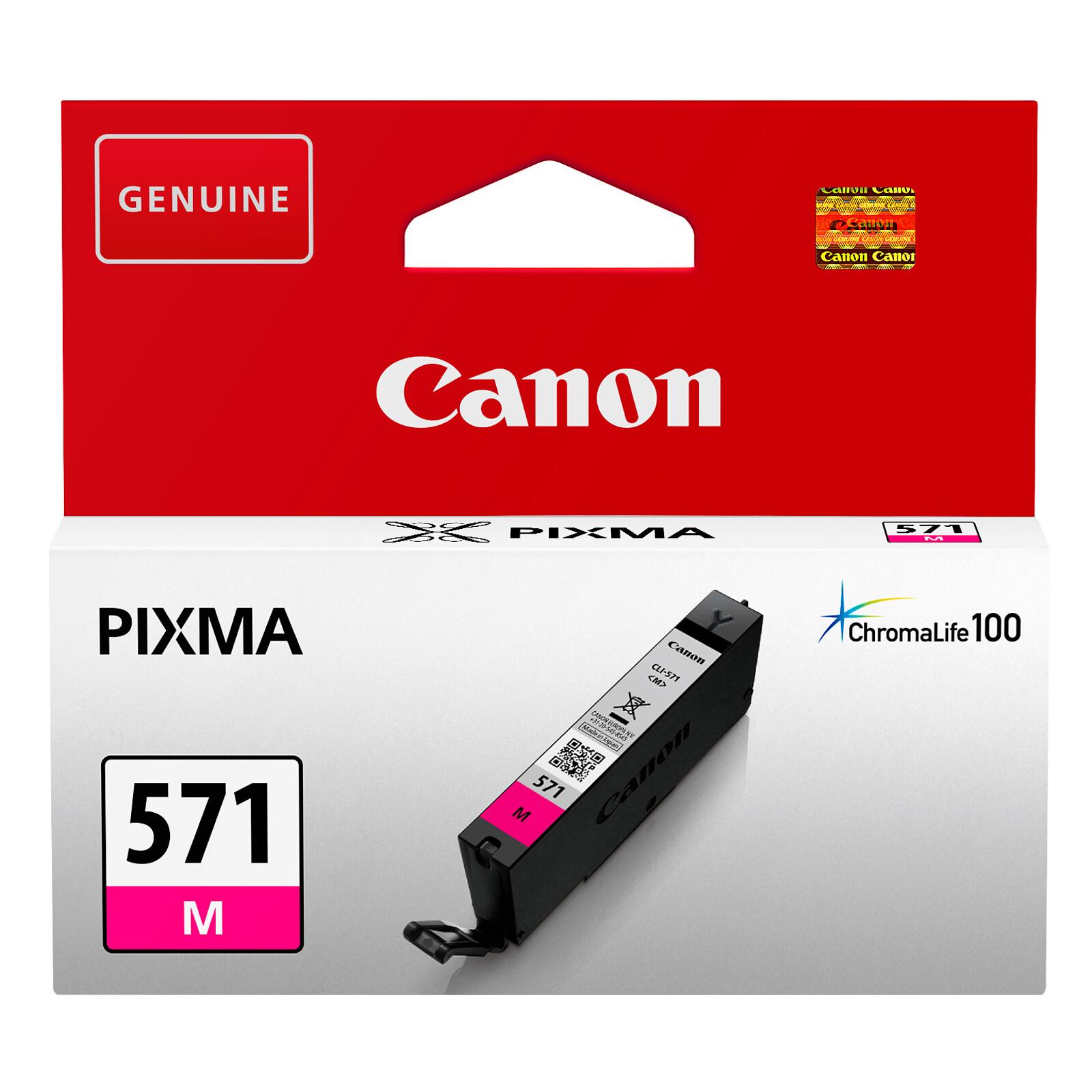 Canon CLI-571M Tinte Magenta