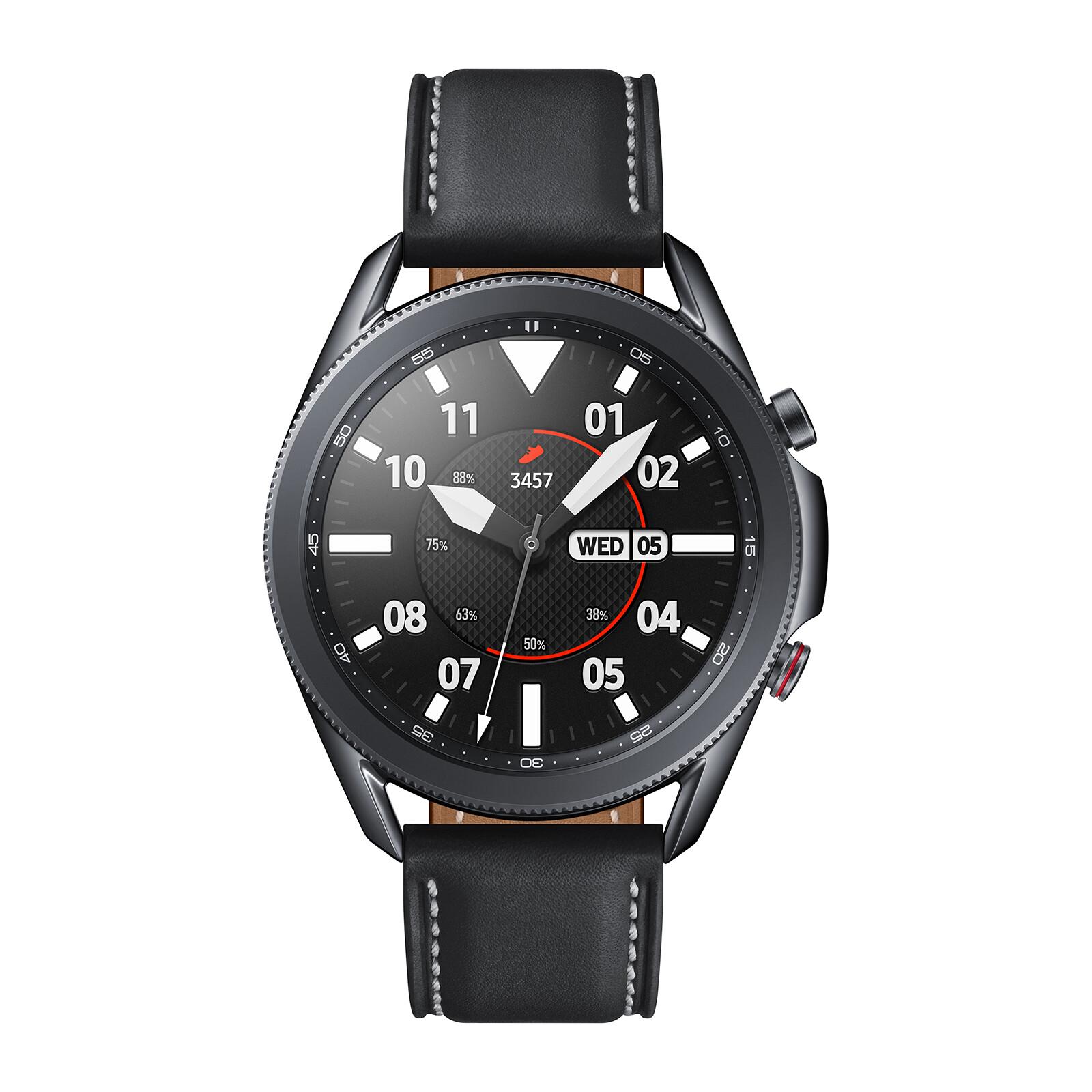 Samsung Galaxy Watch 3 LTE 45mm Mystic Black