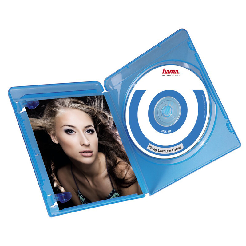 Hama 83981 Blu-ray-Laserreinigungsdisc