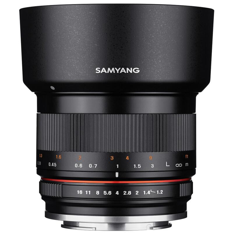 Samyang 35/1,2 APS-C Sony E