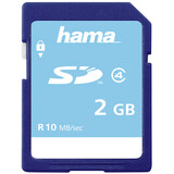 Hama SD 2GB C4 10MB/s