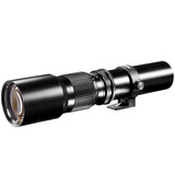 walimex 500/8,0 DSLR Pentax K  + UV Filter