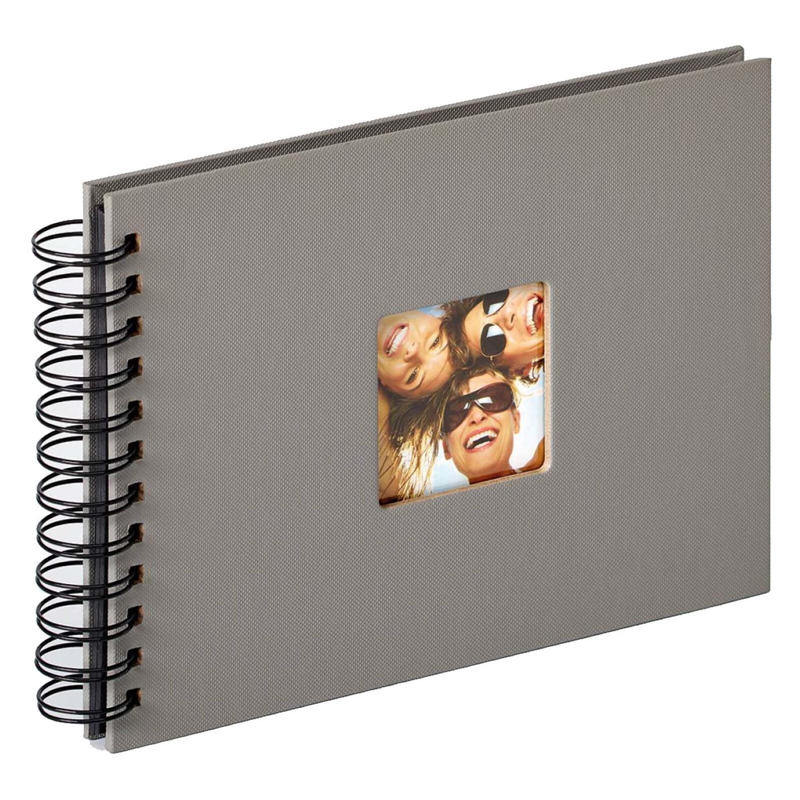 Album SA-109 23x17 40S Fun Grau