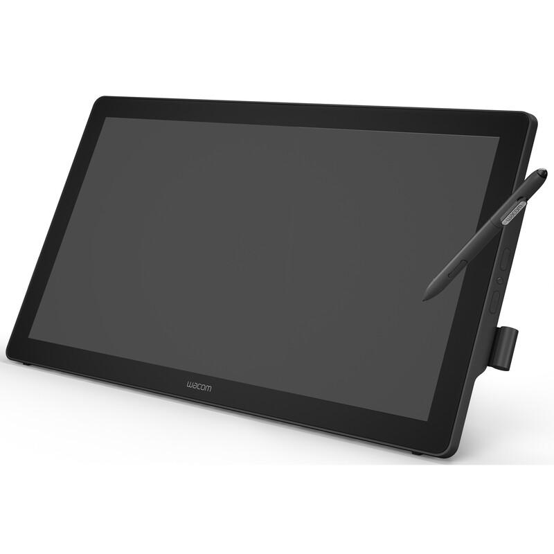 """Wacom DTH-2452 Full-HD-Stift-Display 23.8"""" dunkelgrau"""