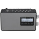 Panasonic RF-D10EG-K DAB UKW Radio