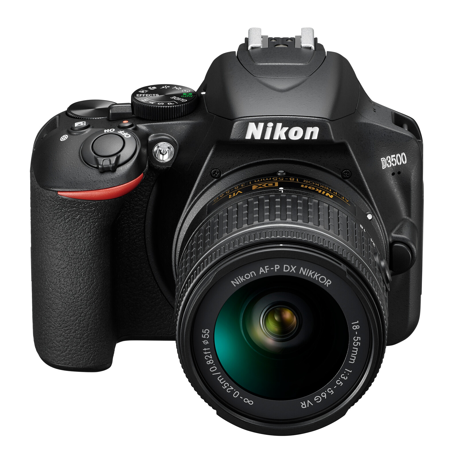 Nikon D3500 + AF-P DX 18-55/3,5-5,6G VR