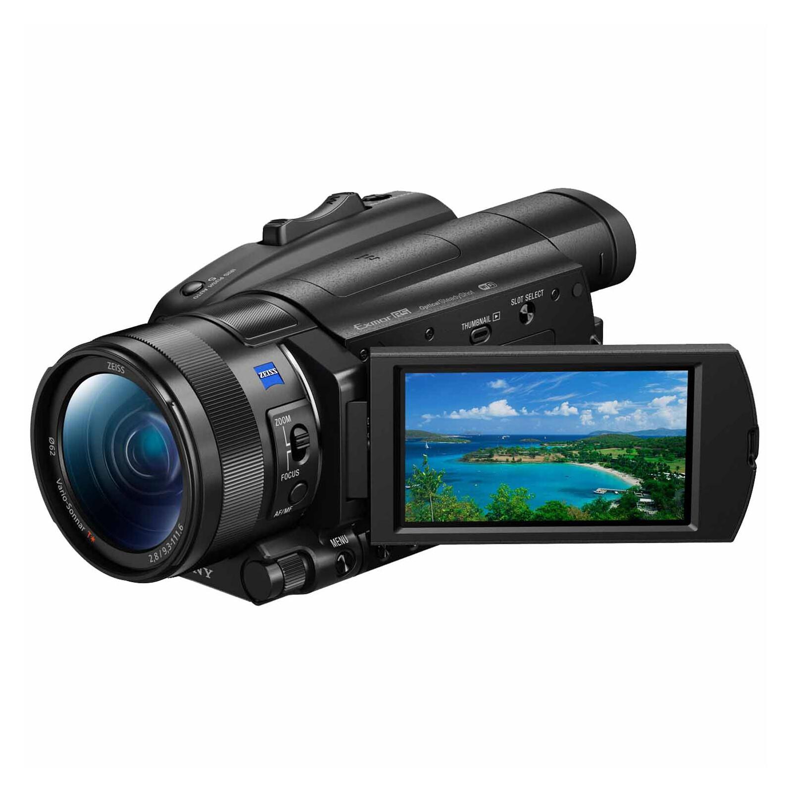 Sony FDR-AX700B 4K Camcorder