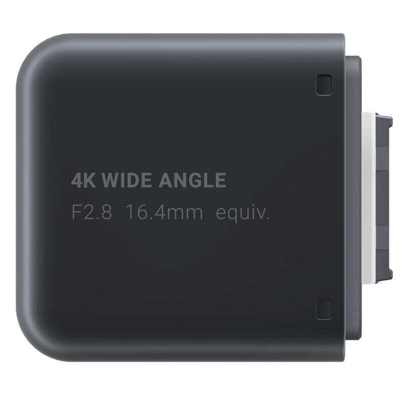 Insta 360 ONE R 4K Lens Mod