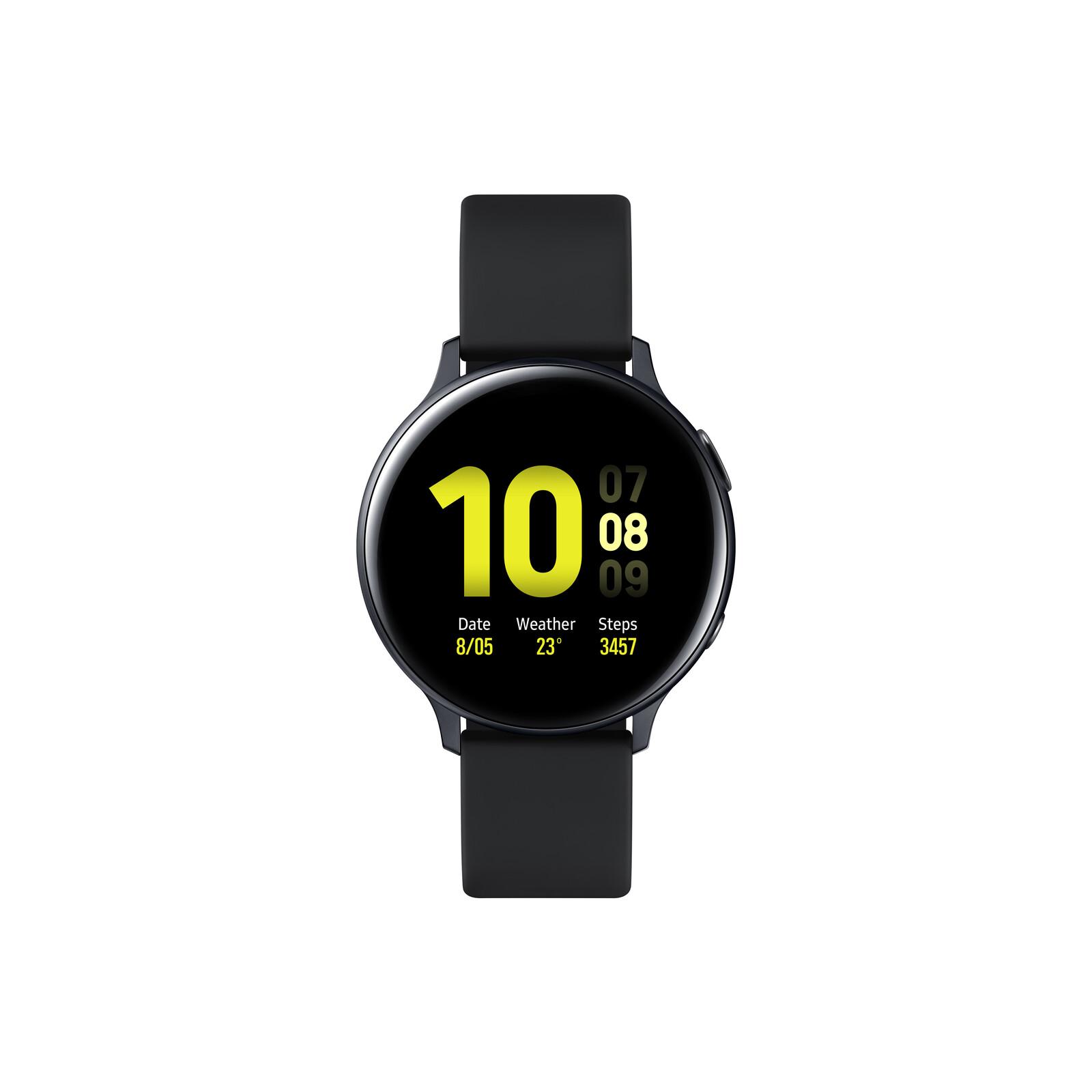 Samsung Galaxy Watch Active 2 44mm Alu Aqua Black