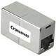 "Hama 42055 CAT5e-Netzwerkadapter ""Cross-Over"", 2x Modular 8p"