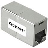 "Hama 42055 CAT5e-Netzwerkadapter ""Cross-Over"", 2x Modular 8p"