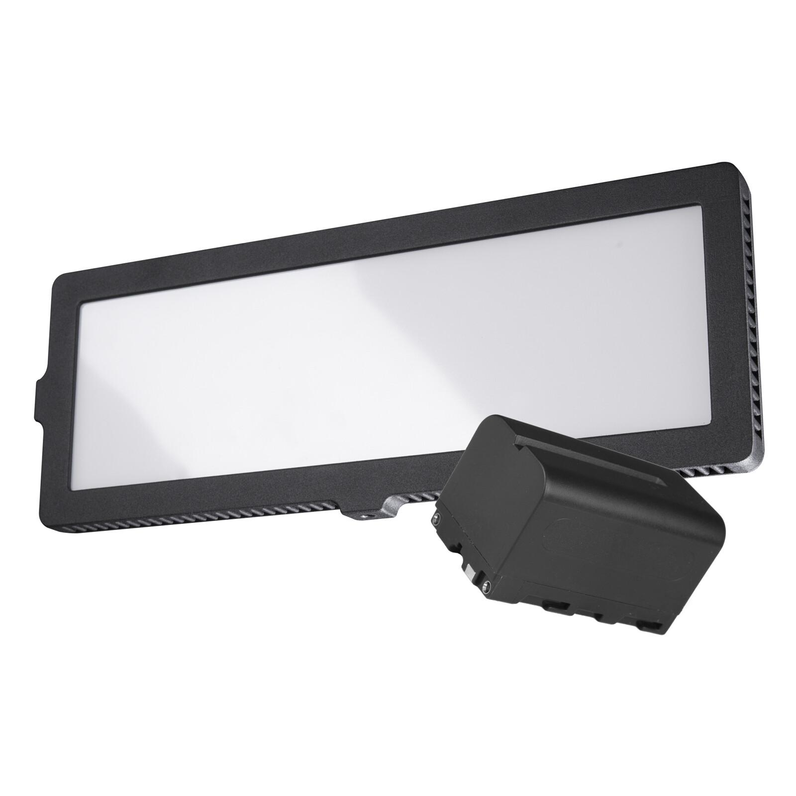 walimex pro LED Flat 200 Set