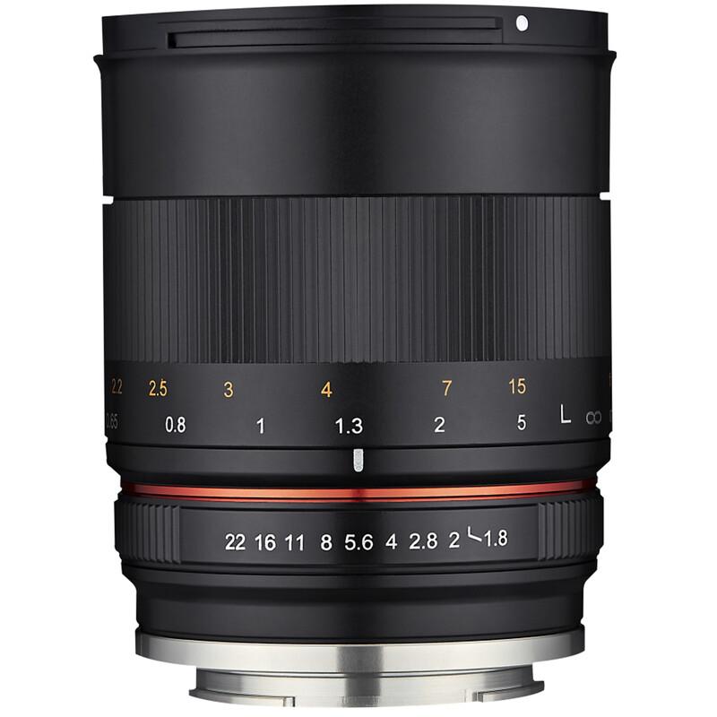 Samyang MF 85/1.8 ED UMC CS Fuji X + UV Filter