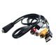 AGI 11598 USB-/AV-Verbindungskabel Sony VMC-MD3