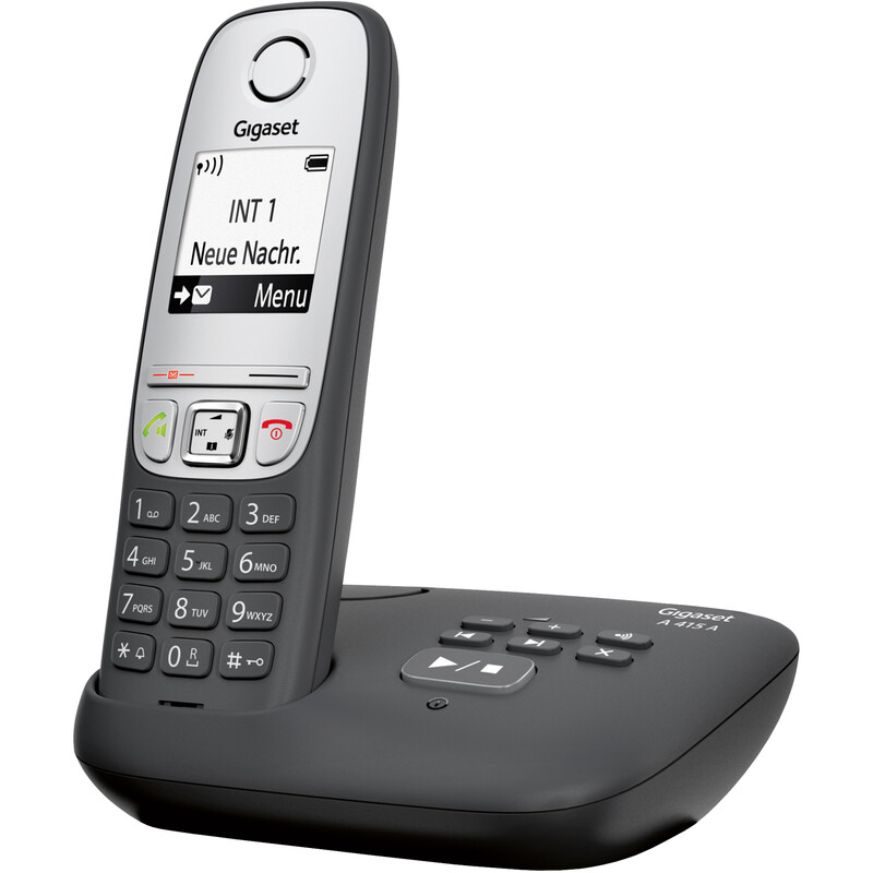 Gigaset A415A mit Anrufbeantworter