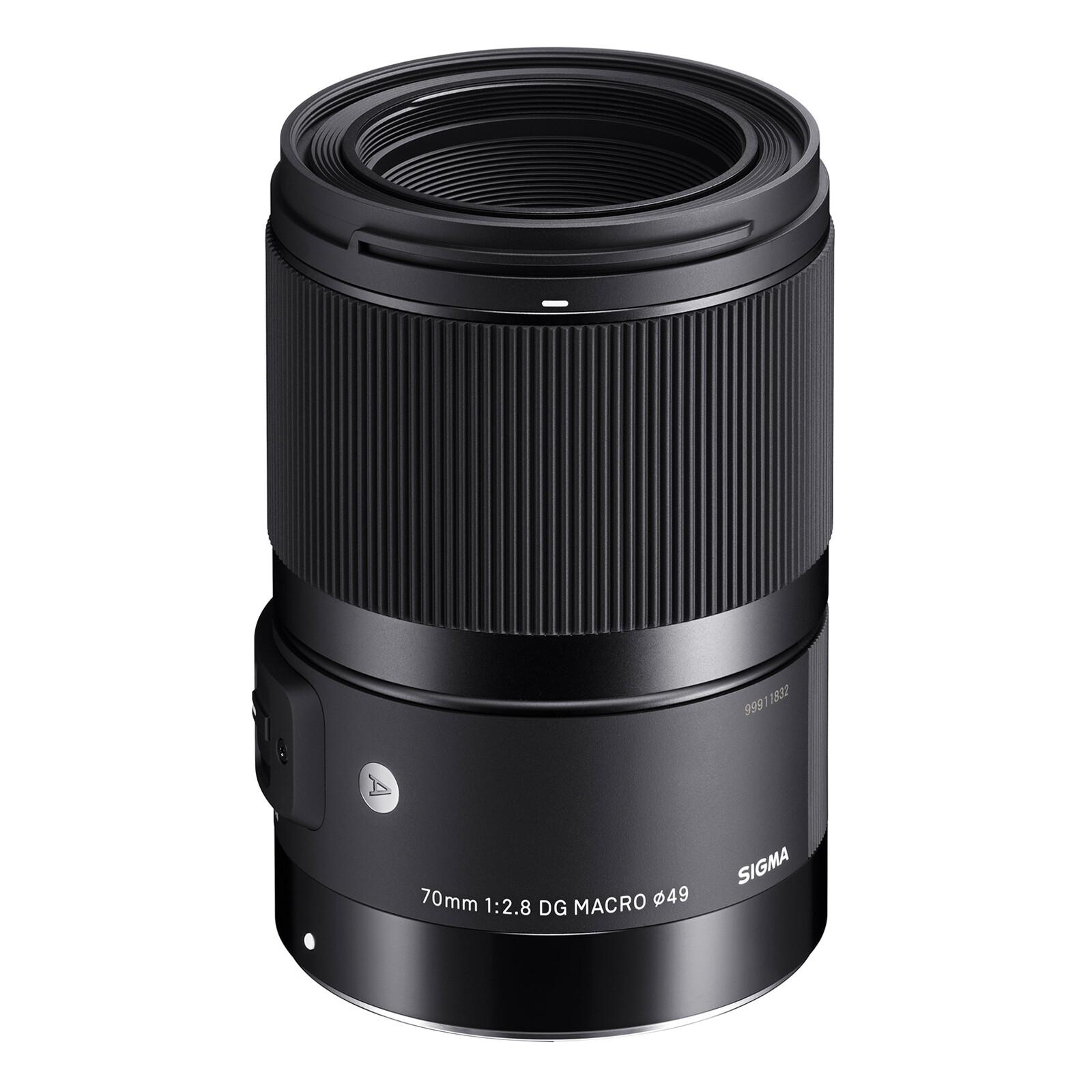 Sigma ART 70/2,8 DG Makro Sony F/E + UV Filter