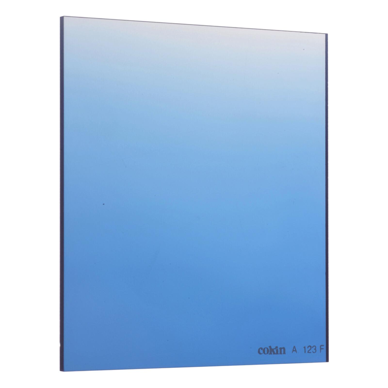 Cokin P123F Verlauf Blau 2F