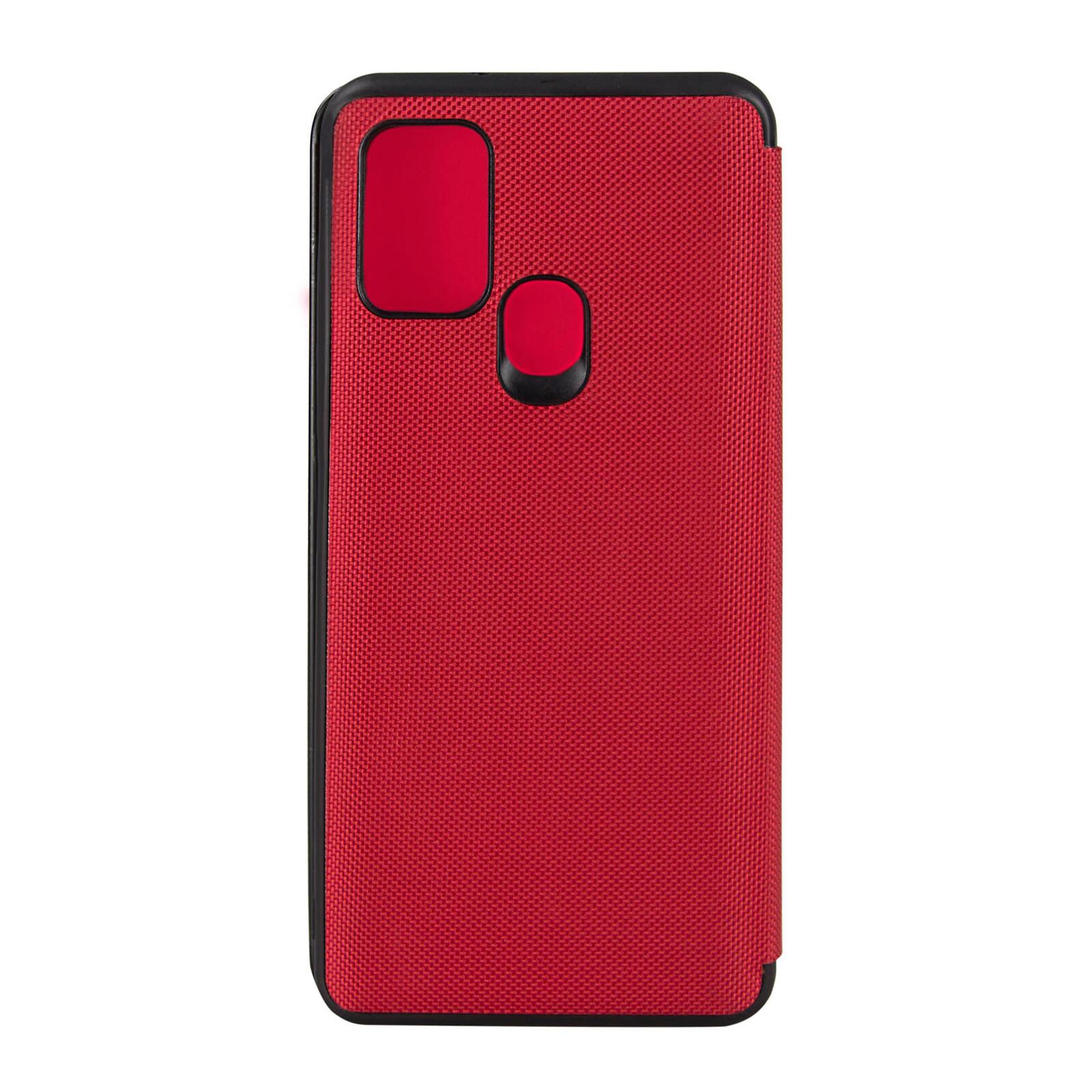 Felixx Booktasche VALENCIA Samsung Galaxy A21s rot