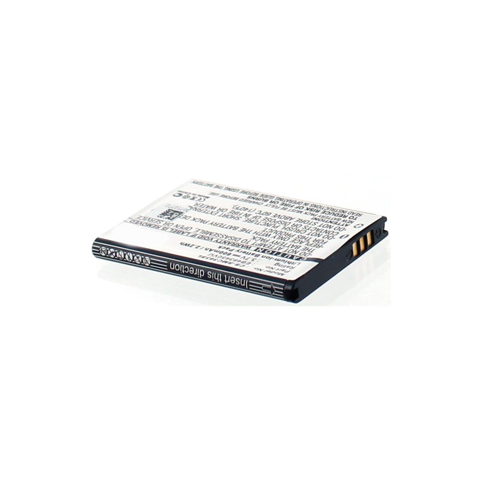 AGI Akku Samsung GT-S5350 600mAh