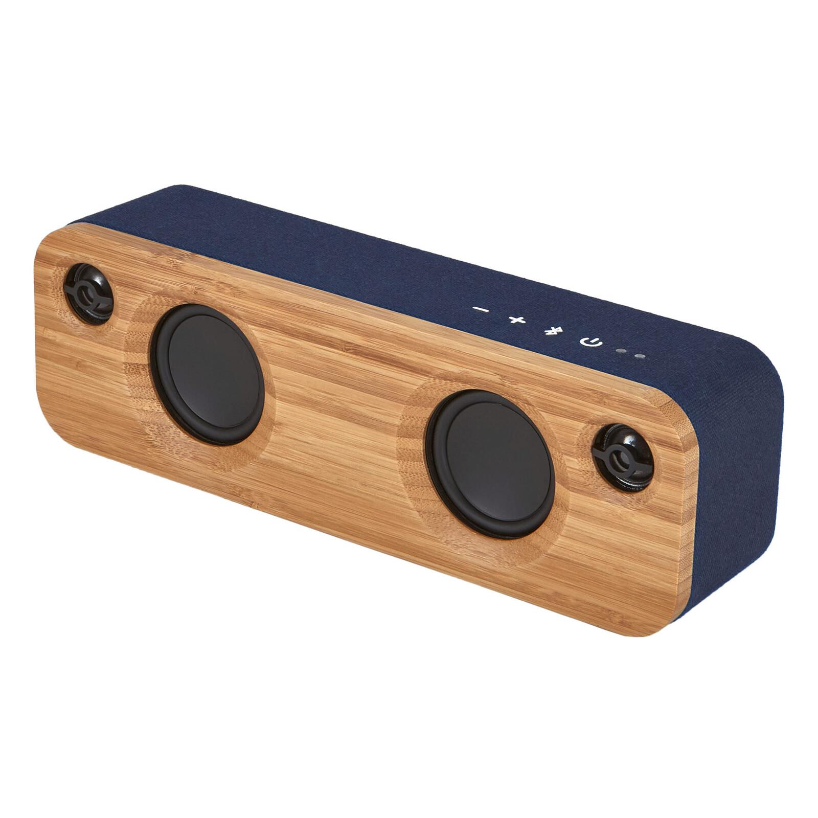 Marley Get Together Mini Denim Speaker Bluetooth
